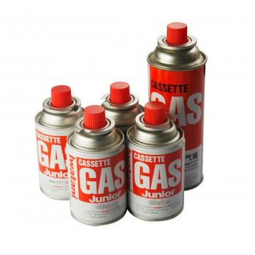 MSDS ISO Portable Aerosol Can for Butane Gas for sale