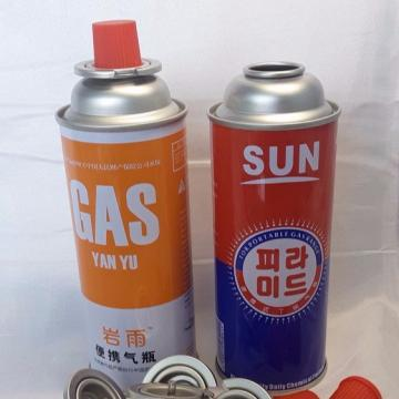 Portable Camping Bbq Accessories butane gas fuel