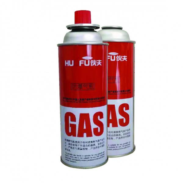 220g~250g Butane Gas Camping gas can butane gas canister gas container #3 image